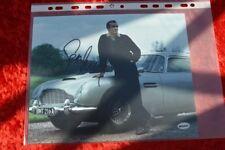 Autographe de Sean Connery James Bond