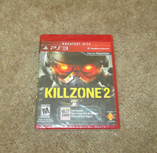 Killzone 2 PlayStation 3 PS3 Sealed NEW!!!