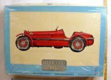 POCHER 1931 ALFA ROMEO 8C-2300 MONZA CAR MODEL KIT BOXED UNTOUCHED 1/8 SCALE