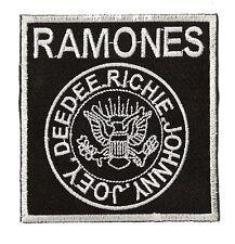 Écusson thermocollant patche The Ramones Punk Rock patch
