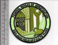 FBI Federal Bureau of Investigation Puerto Rico San Juan Puerto Rico FBI Field
