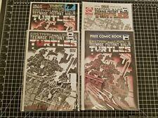IDW & Mirage TMNT #1 Reprint Bundle Lot - FCBD - Jetpack RE - PBBZ - Videogame