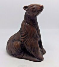 Collectable Resin Bear in the style of Priory Castings