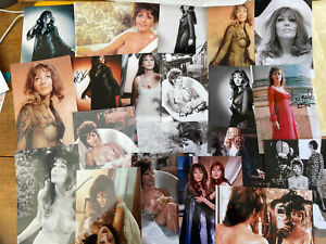 Ingrid Pitt 20 X pure glamour shots from Ingrid's own files