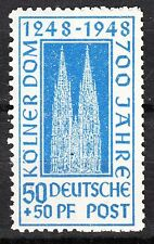 TIMBRE ALLEMAGNE  NEUF N° 40  **   CATHEDRALE DE COLOGNE