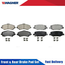 Front & Rear Premium 8 PCS Wagner Disc Brake Pads Set For DODGE NITRO 2007-2008