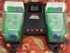 ESPN SOCCER SHOOTOUT ELECTRONIC ARCADE GAME 1-2 PLAYERS LCD SCORING & SOUNDS