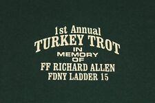 FDNY Memorial 5k FF Richard Allen Ladder 15 L geen t Mt St Vincent