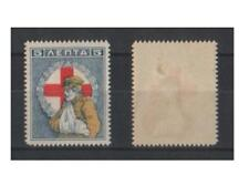 GREECE 1918 Red Cross Fund MH