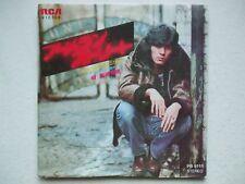HIDEKI SAIJO 西城秀樹 - BOOMERANG STREET / はげしい雨の中へ  45/7 PORTUGAL 1977 JAPAN POP NM