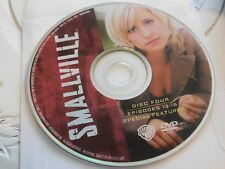 Smallville Fifth Season 5 Disc 4 Replacement DVD Disc Only 54-213