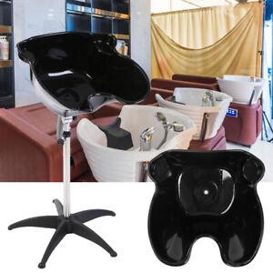 Kopfwaschbecken Waschbecken Waschplatz Friseurwaschbecken Mobil mit Halterung DE