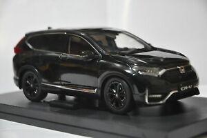 Honda CR-V 2021 car model in scale 1:18 Black