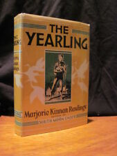 The Yearling by Marjorie Kinnak Rawlings HC First 1st Like New 1938