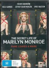THE SECRET LIFE OF MARILYN MONROE - SUSAN SARANDON - NEW R4 DVD FREE LOCAL POST