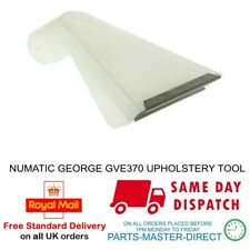 S'adapte Numatic George GVE370 Upholstery Extraction Embout Queue de Poisson Outil