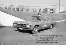Quebec Québec automobile police car ville les saules