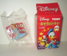 DISNEY TOMY JAPAN WENDY DARLING FROM PETER PAN PVC FIGURE OPEN BOX & CANDY