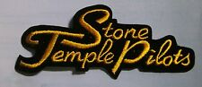 Stone Temple Pilots Collectable Rare Vintage Patch Embroided 90'S Metal Live