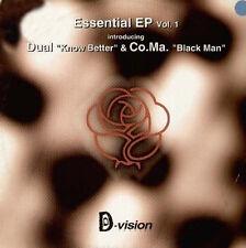 DUAL / CO.MA. - Essential EP Vol. 1 - D:Vision - DV 079 1994 Ita