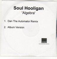 (AY220) Soul Hooligan, Algebra - DJ CD