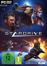 Stardrive (PC, 2013, Dvd-Box) - NUOVO & ORIGINALE