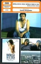 BATAILLE DANS LE CIEL - Carlos Reygadas (Fiche Cinéma) 2005  Batalla en el cielo
