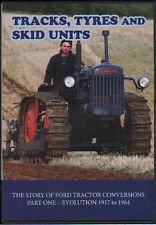 COUNTY ROADLESS DOE MATBRO MUIR-HILL TRACTOR DVD: TRACKS, TYRES AND SKID UNITS