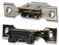HEADER VERTICAL HDMI W/FLANGE SMT Connectors Audio Video Connectors - CV50806