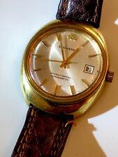 Carl.F. Bucherer Officially Certified Chronometer 1970's