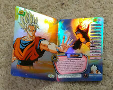 Dragon Ball Z/DBZ-TCG/CCG Card-Goku Folding Foil-Level 2/Power-#160-NM-Rare!