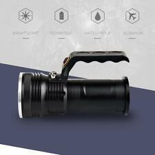 Pop New Rechargeable 4000LM XML LED Police Tactical Flashlight 18650 Torch Lamp