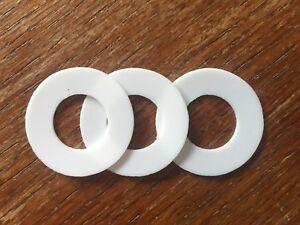 3 Shimano Quick Drag Washers Teflon PTFE Ultegra 14000 XTD XTC XTB Technium MGS