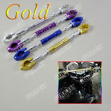 Brand New Hi-Q 7/8″ 22mm Universal Motorcycle Motor Bike Handlebar Brace Gold