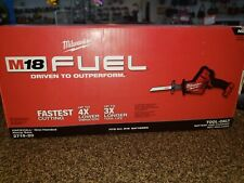 Bare Tool Milwaukee 2719-20 18-Volt 7//8-Inch M18 FUEL Cordless Hackzall