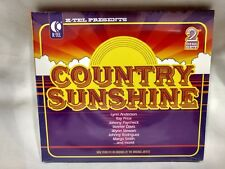 Rare Country Sunshine K-Tel Presents 2005 BCI Eclipse Comany NEW          cd4999