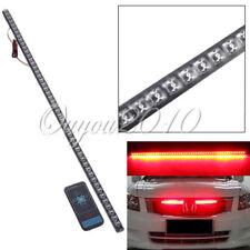 Knight Rider Lauflicht KFZ 48 LED Scanner Strip Lichterkette Leiste Licht Rot
