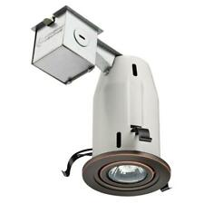 Lithonia Lighting 3 in. Oil Rubbed Bronze Recessed Lighting Gimbals LED Kit
