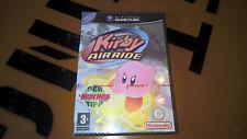 ## Originalverschweißt: Kirby Airride (Deutsch) Nintendo GameCube Spiel / NEW ##