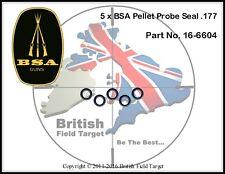 BSA SONDA Seal .177 parte no. 16-6604