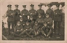 Soldier Group 5th Yorkshire Regiment Green Howards Driffield Platoon? Willington