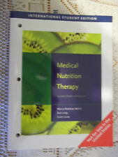 Medical Nutrition Therapy A Case Study Approach International Student Edition