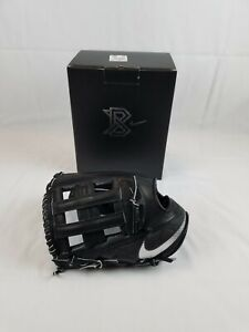 Nike BSBL Hyperfuse Elite Pro MVP 12.75 LHT Black Baseball Glove PBF309-010 NEW