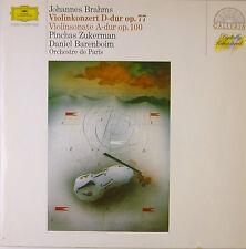 "12"" LP - Johannes Brahms - Violinkonzert D-Dur Op. 77  - B2883"