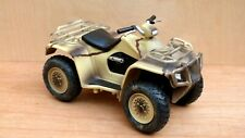 H.M. Armed Forces Desert Quad Bike Toy - Action Figures Vehicle