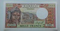 Banknote/billet. DJIBOUTI 1000 Francs 1991 Pick37/B102f  UNC/NEUF