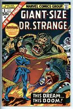 GIANT-SIZE DR. STRANGE #1 VF 8.0 1975 MARVEL COMICS YANDROTH