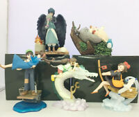 5Pcs Anime Studio Ghibli My Neighbor Totoro Figure Collection Kids Doll Gift Toy