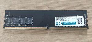 Mémoire HYPERTEC HypertecLite® 4Go DDR4-2400 1Rx8 1.2V 288Pin UDIMM