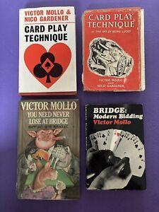 Bridge Victor Mollo Nico Gardener Four Bridge Books Card Games